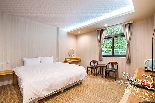 207標準雙人房-微楓渡假民宿-環境