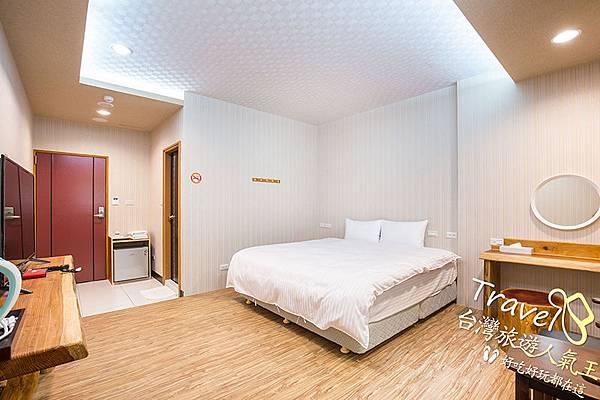 207標準雙人房-微楓渡假民宿-室內空間