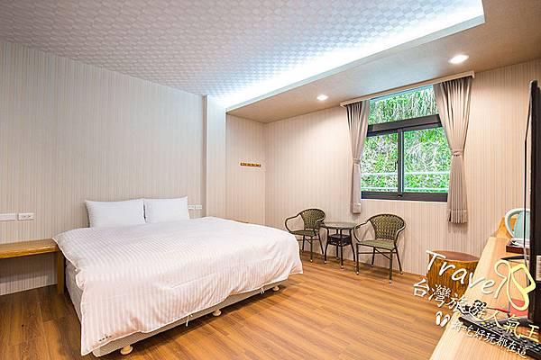 208標準雙人房-微楓渡假民宿-環境