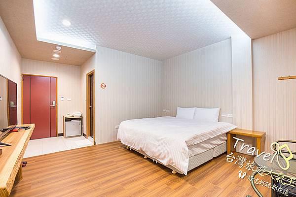 208標準雙人房-微楓渡假民宿-室內空間