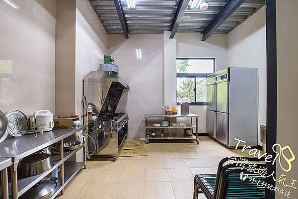 廚房-開放-空間