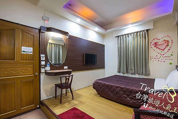 綠島民宿-雙人房2-空間設施-照片