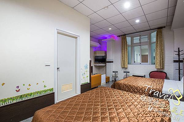 綠島安德渡假民宿-4人房2-房型介紹-照片