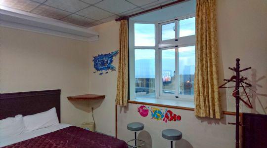 從這扇窗看出去-綠島海景-非常棒