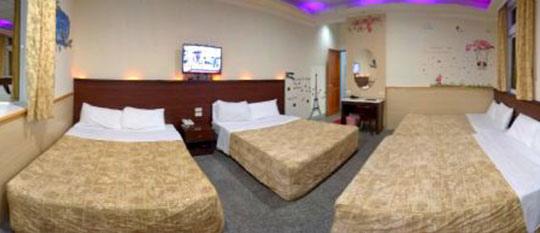 綠島安德渡假民宿-和家歡8人房-房間照片