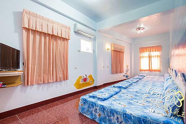 綠島民宿,十人團體房,10張床,綠島體驗