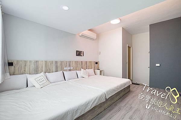 4人床+雙人床,明月小築民宿一館,六人房,民宿推薦
