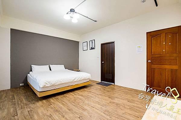 明月小築民宿台東館,201 雙人房,室內