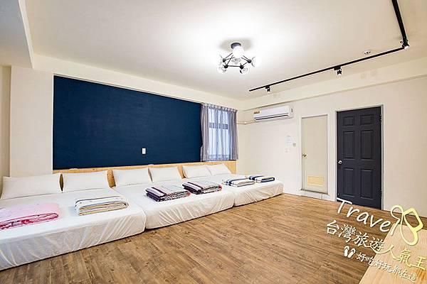 301 極舒適六人房,民宿空間