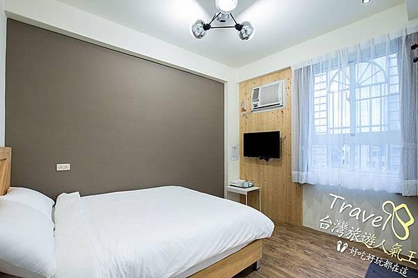 502 兩人房,室內照片,雙人床