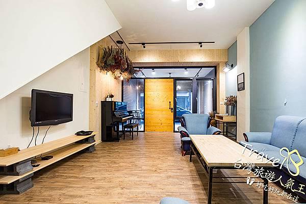 綠島明月小築民宿,台東館,室內