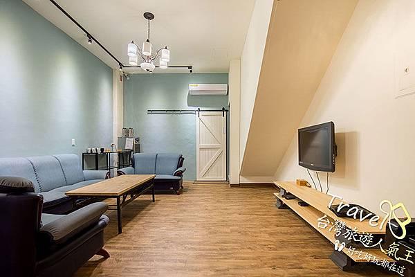 綠島明月小築民宿,台東館,室內側拍