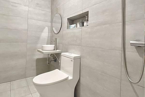 衛浴設施,民宿一館,四人房,綠島民宿推薦