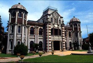 鹿港民俗文物館-巴洛克式外觀