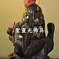 訂製神像 濟公活佛 極彩彩繪 二尺二 樟木 5