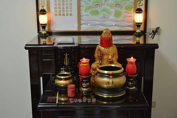 安神位與佛堂展示3