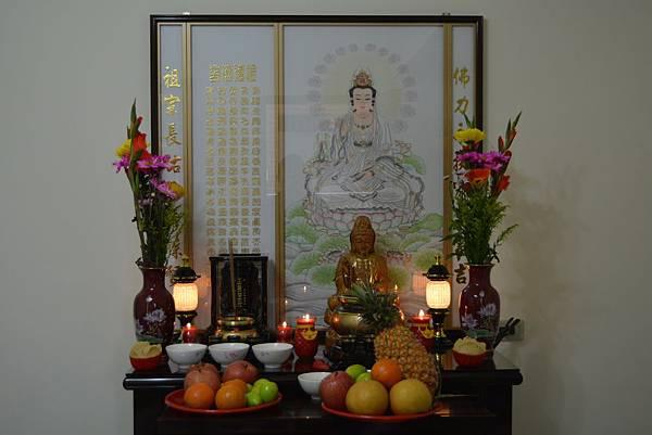 聖靈光佛具店- 安神位與佛堂展示(士林區)