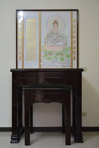 安神位與佛堂展示2