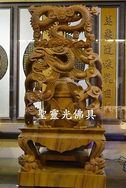 訂製神像 玄靈高上帝 二尺二 樟木 原木本色5