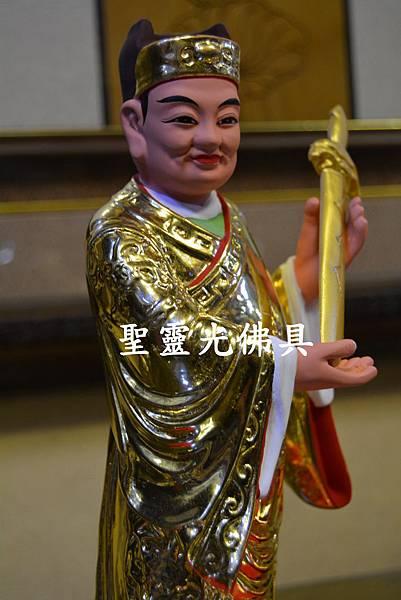 訂製神像 劍印童子 八吋八 樟木 原木本色與按金3
