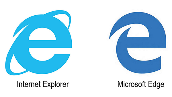Microsoft Edge與IE