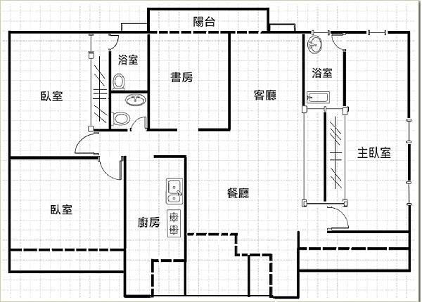 校園居易14樓格局圖 (2) - 複製