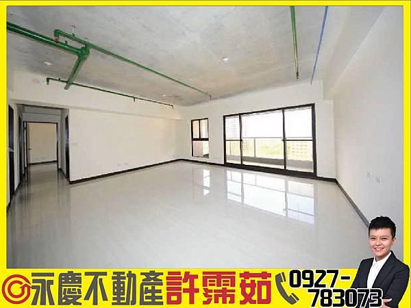 -正R14巨蛋捷運宅-真品A1棟高樓層景觀4房B1大平車-01
