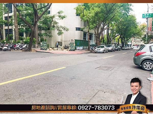 【高市中心】民生復興忠孝公園《商三》方正建地-01