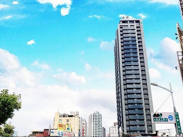 高樓景觀雙陽台 全採光興富發-大悅正2房平車-照片 (3)