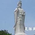 南竿媽祖石像