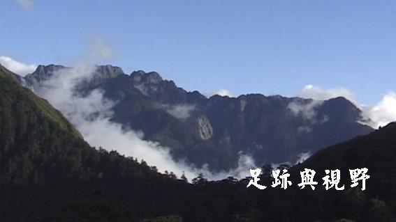 鋸齒狀的小南山.JPG