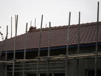 房屋修繕 屋瓦翻新後