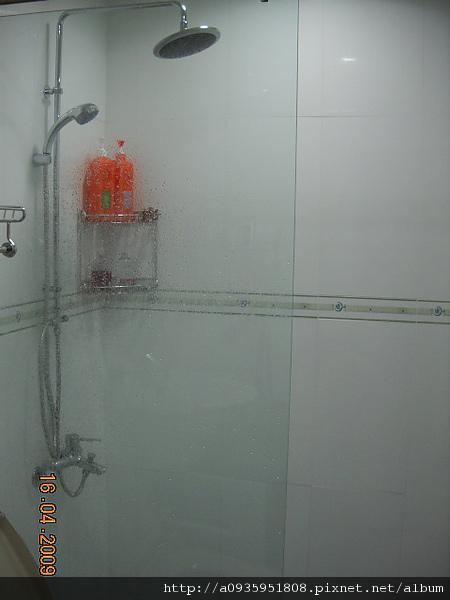 浴室乾濕分離施工後