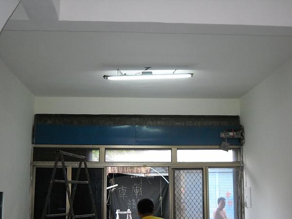 舊屋翻新一油漆施做
