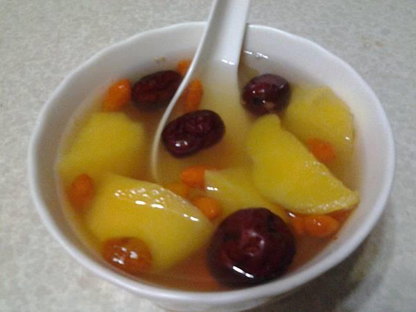 地瓜紅棗湯-1