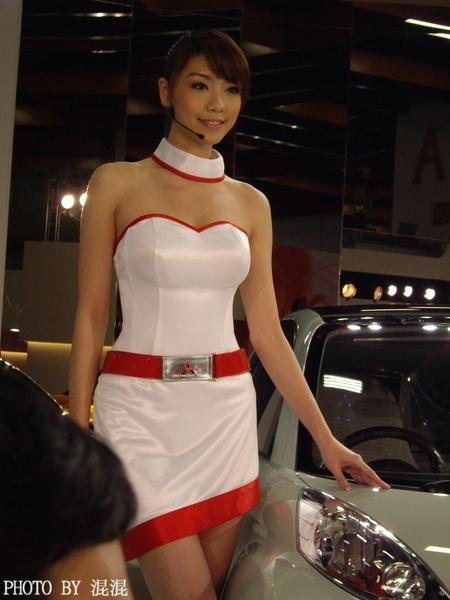 2008台北車展Show Girl (11).JPG