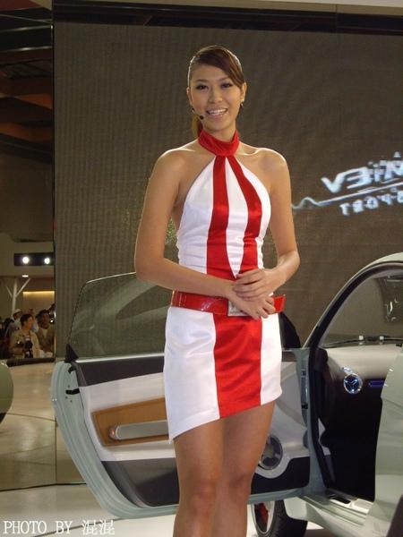 2008台北車展Show Girl (14).JPG