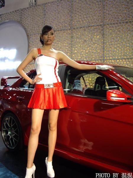 2008台北車展Show Girl (32).JPG