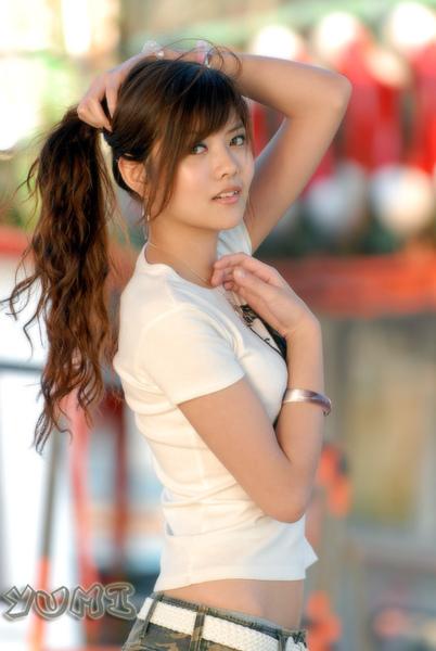 HK Model ~ Yumi ~ 大自然與短裙仔共行