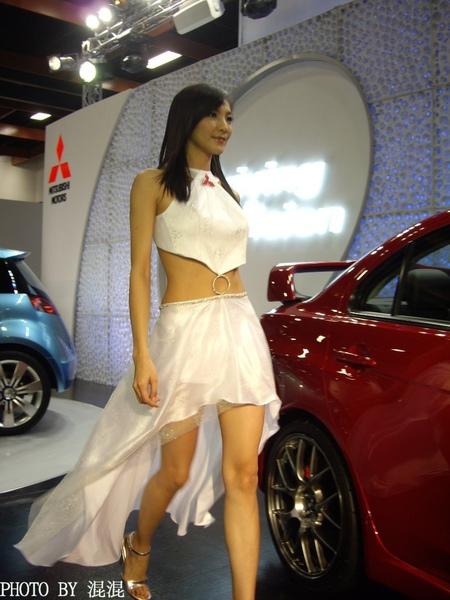 2008台北車展Show Girl (28).JPG