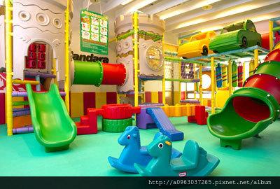 vip14永豊棧-兒童遊戲室