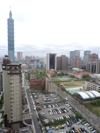 信義香榭101景觀