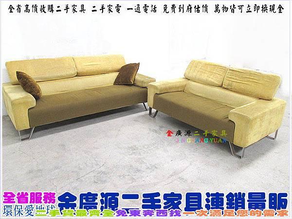 IMG_6656可調式3+1布沙發$5800-三﹕長210寬90高80