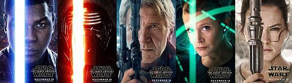 《星球大戰:原力覺醒》最新角色海報(2015年11月) (1)