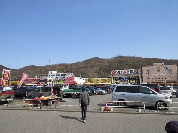 寺泊海鮮市場