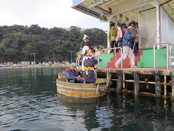 日本海女體驗
