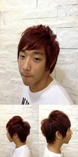 西門町 燙髮 2013 韓系 空氣燙
