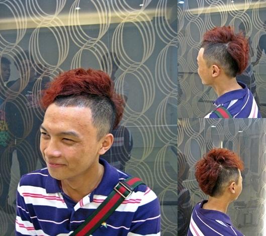 2013 西門町韓系捲髮