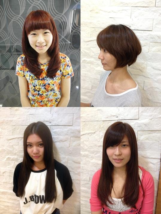 染髮推薦 2013秋冬流行髮色