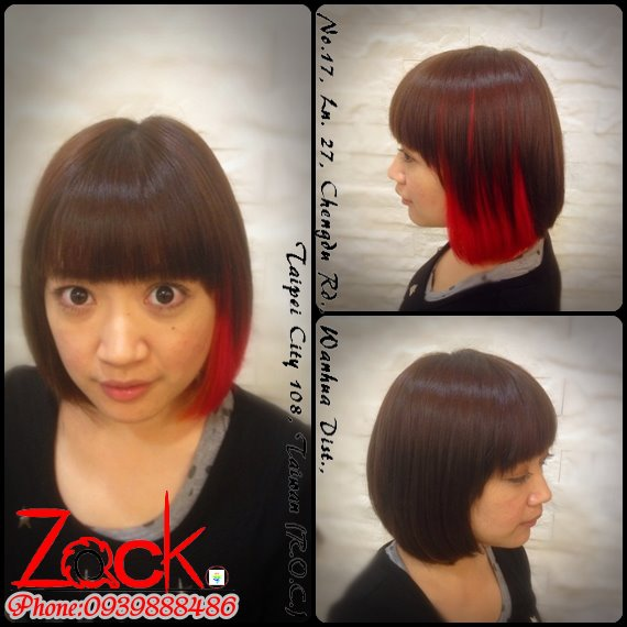 瘋髮廊 zack LINE ID:0939888486